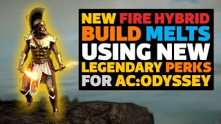 New Fire Hybrid Build Can Use ANY Weapon Type In AC Odyssey!
