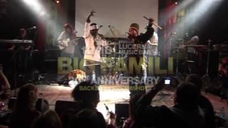 "Video Riddimshot with King Kalabash & Baron Black - Big Famili ""Is A W"