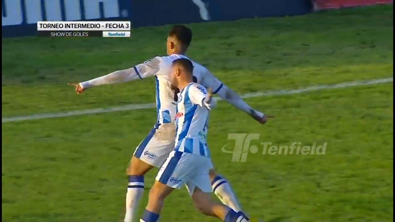 Show de goles de la fecha 3 del Intermedio 2019
