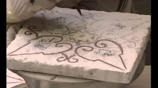 Giuliano Varie технология изготовления керамической плитки, ручной работы. Интеграция керамика