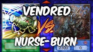 Gambar cover SURPRISE TROLLING! Yugioh NURSE BURN vs VENDREAD (Yu-gi-oh Troll vs Competitive Deck!)