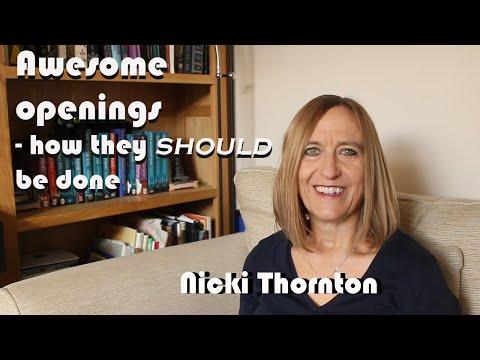 Vidéo de Nicki Thornton