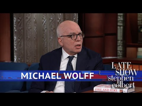 Michael Wolff: You Should Believe All Of 'Fire And Fury'