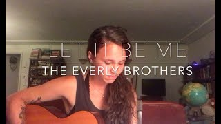 """Video thumbnail of """"Let It Be Me - The Everly Brothers (Cover) by ISABEAU"""""""