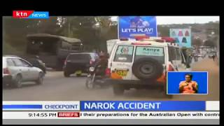 Accident in Narok claim lives of 3 family members