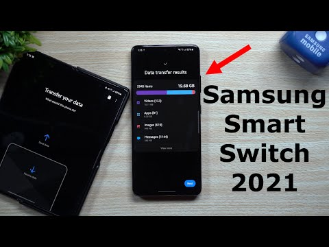 Samsung Smart Switch 2021 - Transfer ALL Your Data. FAST!