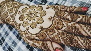 Video Dubai Henna Design For Eid 18 Heena Vahid