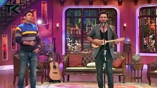 Atif Aslam | Pyar Deewana Hota Hai | Honton Se Chulo Tum - Kya Hua Tera Wada | Kapil Sharma show