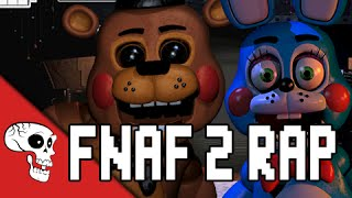 """Five Nights At Freddy's 2 Rap by JT Music """"Five More Nights"""""""