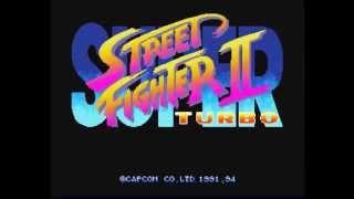 Super Street Fighter II Turbo (3DO) - U.S.A. 3 (Balrog)