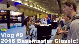 First Bassmaster Classic! (ft. Flukemaster, Jon B., KVD, Flair, KTBTV,  apbassing & Rashad)