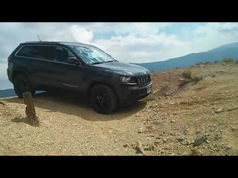 2012 Jeep Grand Cherokee Altitude – Off Road – Colorado