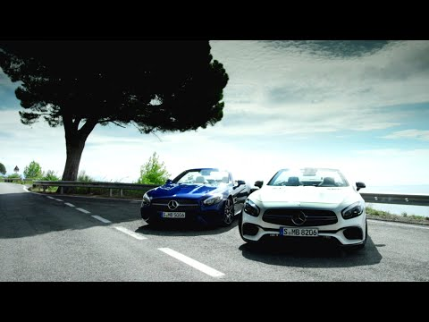 The new generation SL - Trailer - Mercedes-Benz original