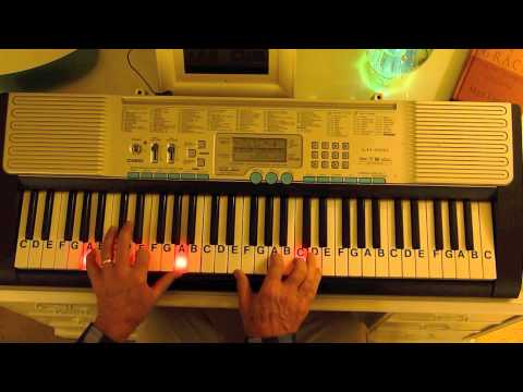 How to Play ~ Fur Elise ~ Beethoven ~ LetterNotePlayer ©