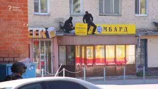 Освобождение заложников в ломбарде Астаны