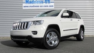 preview picture of video 'Jeep Grand Cherokee Limited CRD 2012'