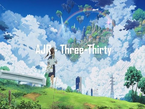 Download Ajr Three Thirty Lyrics Video 3GP Mp4 FLV HD Mp3 Download