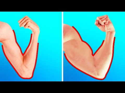 THE GREATEST 99 BODY HACKS THAT WILL BLOW YOUR MIND