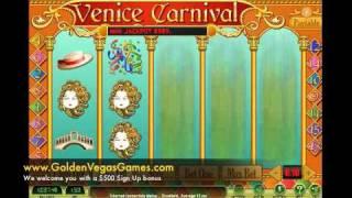 Venice Carnival Slots Play Venice Carnival Slots On-line Http://www.goldenvegasgames.com/