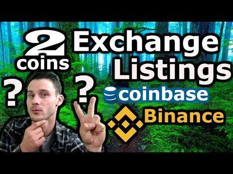 Next Coin on Coinbase 0x | Next on Binance Is $DBC | NEO Listing On Bithumb?
