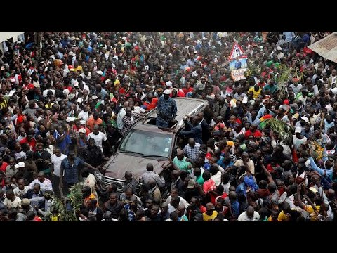 Βαθαίνει η μετεκλογική κρίση στην Κένυα