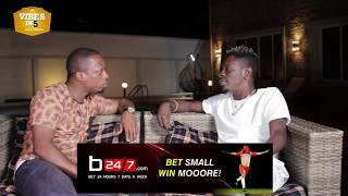 SHATTA WALE best exclusive interview