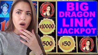 BIG Slot Jackpot Handpay   Dragon Link Golden Century   Encore Las Vegas   $50 Bet