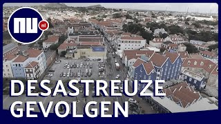 Coronacrisis Curaçao: lege magen en uitgestorven hotels   NU.nl