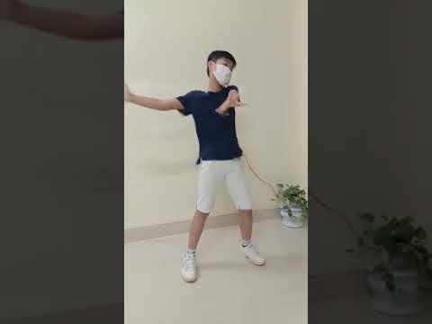 Bài dự thi làm video phòng chống covid 19 của em Tuấn Tú, lớp 6B trường THCS Chùa Hang 1
