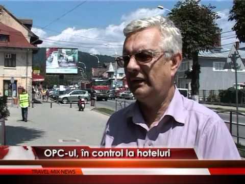 OPC-ul, în control la hoteluri – VIDEO