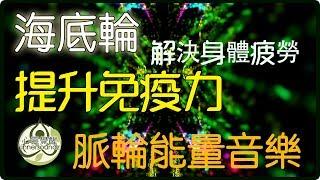 【脈輪能量音樂】啟動海底輪提升免疫力,解決身體疲勞,失眠,腰痛,坐骨神經痛,便秘,抑鬱症,免疫功能失調,易於慣怒 |Muladhara activate The root Chakra music