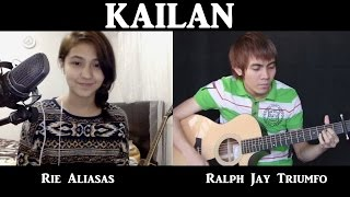 Kailan - MYMP cover (Rie Aliasas and Ralph Triumfo)