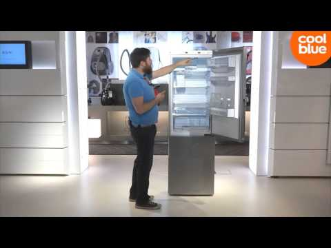 Bosch KGE36BL41 koelkast (NL/BE)