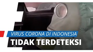Melihat Jarak Indonesia dan China, Ahli Harvard: Saya Khawatir Virus di Indonesia Tidak Terdeteksi