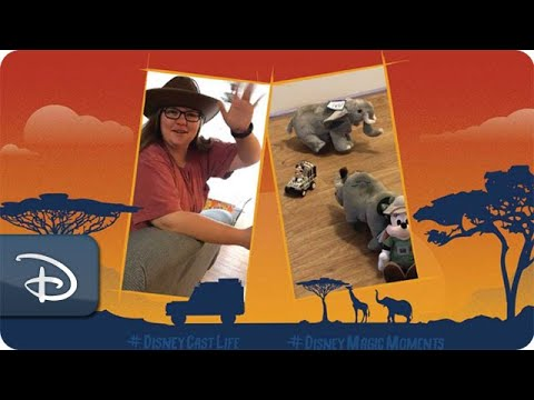 Download #DisneyMagicMoments From Home: Kilimanjaro Safaris Mp4 HD Video and MP3
