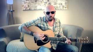 """Corey Smith Covers """"Heartbreak Town"""" By Darrell Scott"""