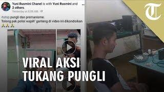 Viral di Facebook, Dua Orang Mengaku SPSI Terekam Video sedang Lakukan Pungli