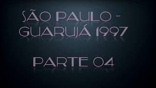 São Paulo 1997 parte 4 - Serra Anchieta e Guarujá