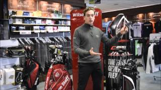 Wilson Mens Reflex Golf Package Set - Premium Golf Set