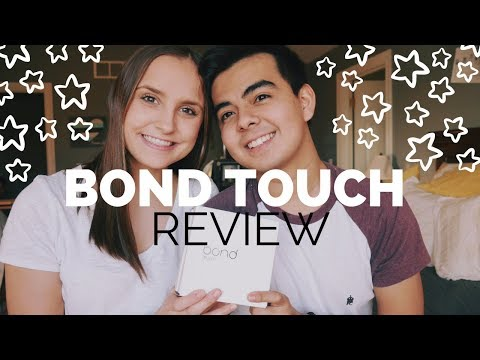 BOND TOUCH REVIEW | Long Distance Relationship Bracelets