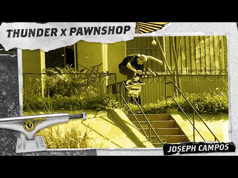 Image for video THUNDER X PAWNSHOP
