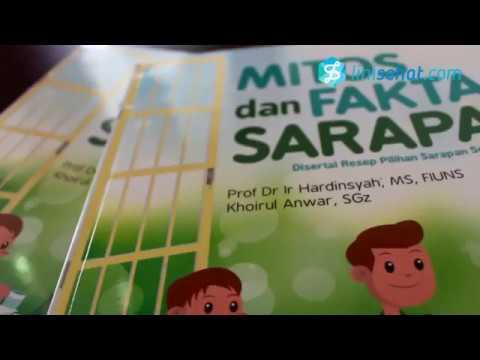 Review Buku Mitos dan Fakta Sarapan