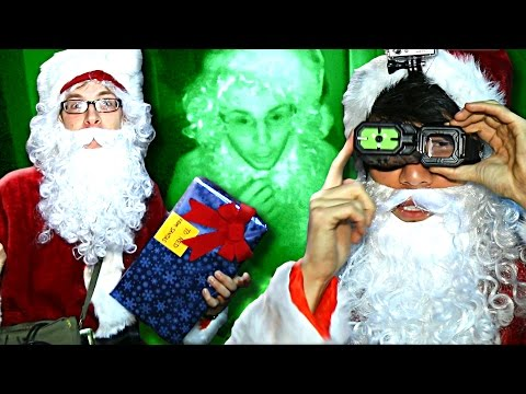 The Try Guys Break Into A House • Santa Spectacular: Part 2 (видео)