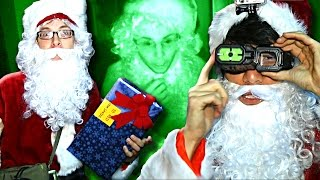 The Try Guys Break Into A House • Santa Spectacular: Part 2