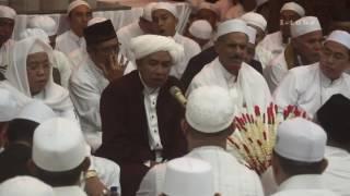 Guru Zuhdi Pengajian pada Peresmian Mesjid Jamhuri 'Aisyah 30 Agustus 2016