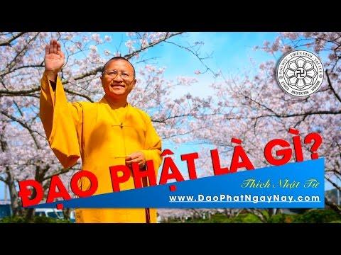Đạo Phật là gì ? (20/11/2010) Thích Nhật Từ