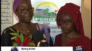 MISSION D'INFORMATION ET DE SENSIBILISATION SUR LE PGRCI DANS LE CERCLE DE KITA