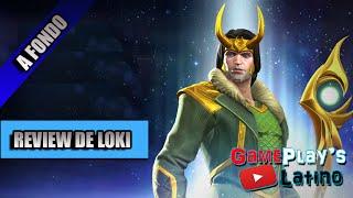 ¡Review de Loki!   ¡Batalla de Superhéroes!