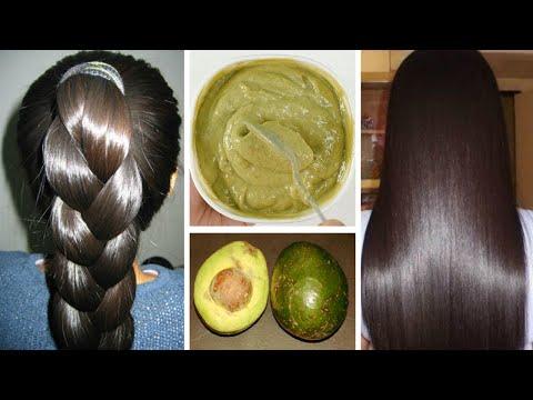 Das Öl für das Haar trocken