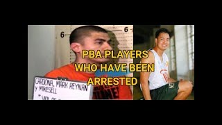 11 PBA PLAYERS WHO HAVE BEEN IN JAIL